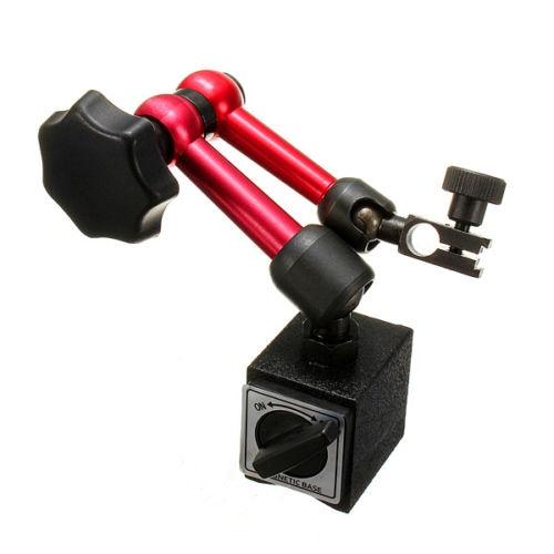 LIXF Hot sale Adjustable Magnetic Gauge Stand Base Holder Digital Level Dial Test Indicator dsha new hot flexible magnetic base holder stand scale precision dial test indicator gauge