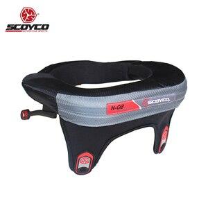 Image 3 - Защита для шеи, велосипедные щитки для мотокросса, защитное снаряжение для езды на велосипеде на дальнем расстоянии