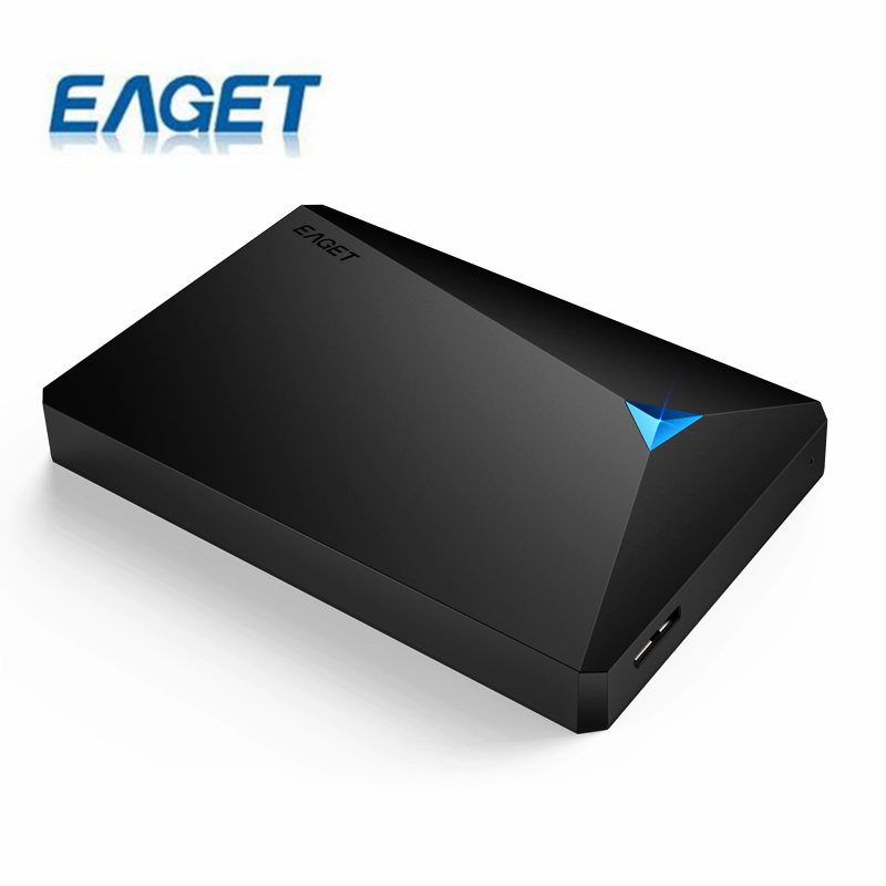 EAGET G20 500GB 1TB 2TB USB 3.0 High speed External Hard Drives portable Desktop and Laptop mobile hard disk eaget g30 3tb 2tb 1tb 500gb 2 5 usb 3 0 high speed shockproof external storage hard drive hdd desktop laptop mobile hard disk