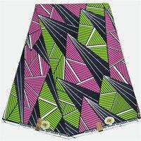 Wax High Quality Holland 2018 Dutch Wax African Wax Hot Sale Design For Women Dress A1122