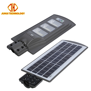 20W 40W 60W Outdoor Garden Park Road Path Waterproof Solar Power LED Street Light Lamp ...