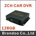 mini hidden 2 cameras recorder system for taxi