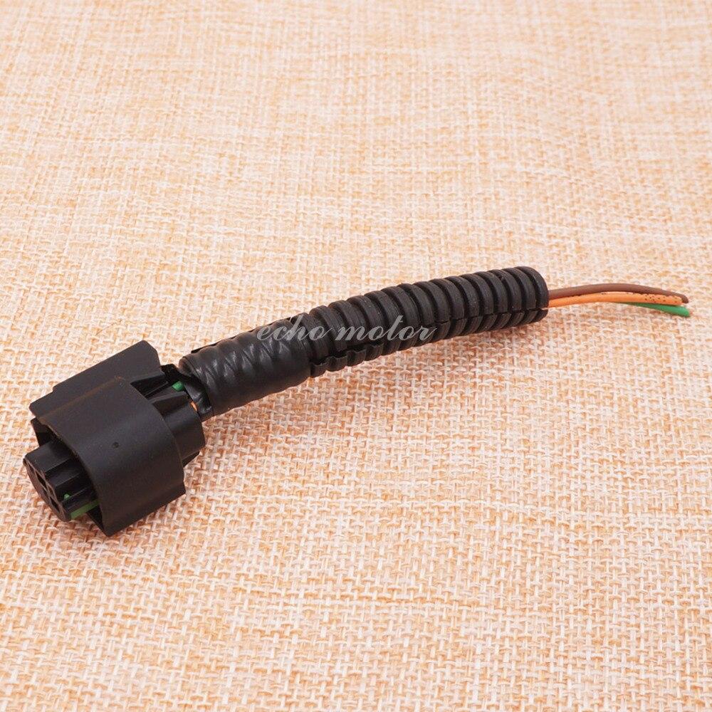 4PCS PDC Parkplatz Sensor Stecker Kabel 1379729 3pin Fit Für 9663821577 5HX08SW 1AA 25723406 30765108 etc.
