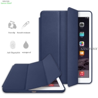 For IPad 9 7 Inch 2017 Original 1 1 Slim Smart Case PU Leather Cover Auto