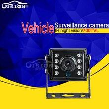 2018 de Alta Qualidade Indoor Mini Câmera CCD Sony Veículo 4Pin 600TVL Analógico Dentro Camera Para Truck Bus Monitor de Segurança Dvr sistema