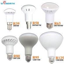 R50 LED Lamp E14 LED Bulb 3W 5W 7W 9W 12W 15W 20W Lampada LED Spotlight