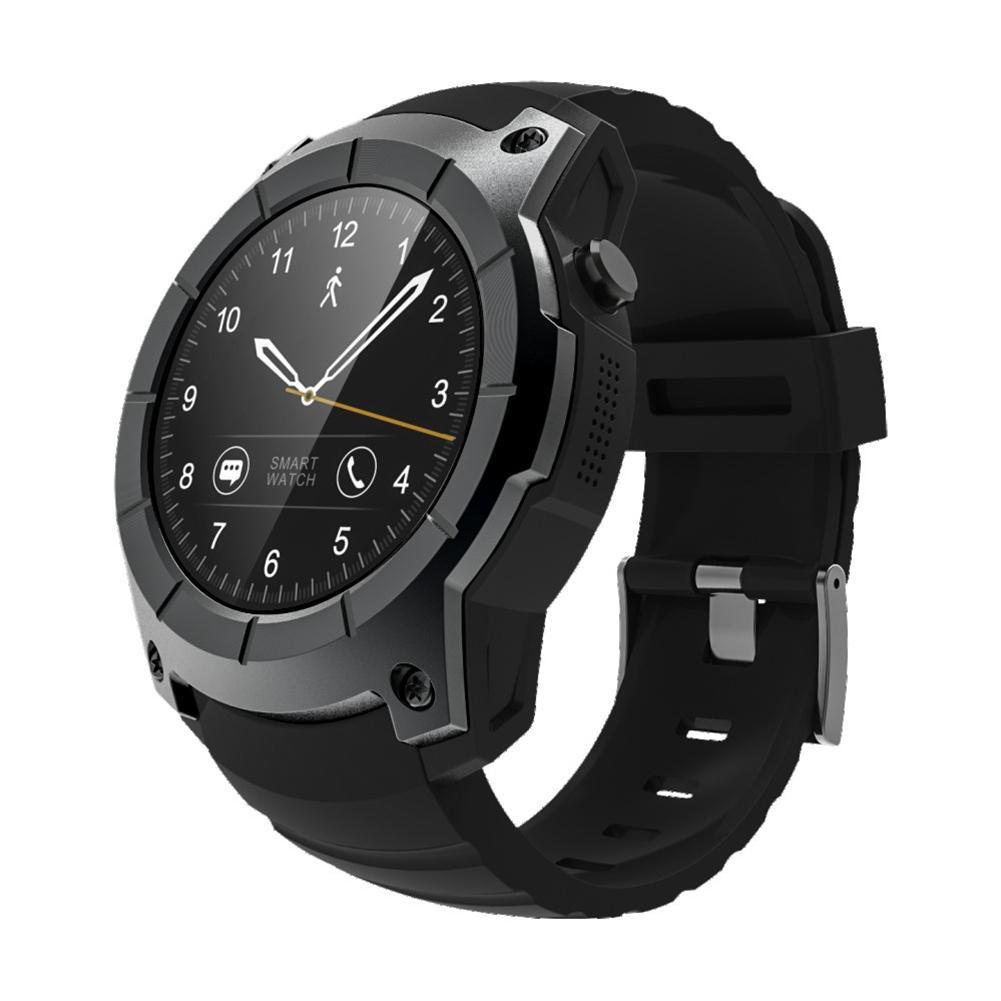 Здесь продается  S958 Smart Watch Sports Waterproof Heart Rate Monitor GPS 2G SIM Card Communication Smart Watch Compatible Android IOS Phones  Бытовая электроника