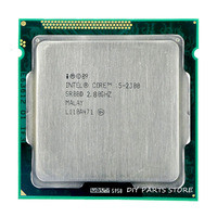 Intel Core i5 2300 cpu I5 2300 Processor Socket LGA 1155 2.8 GHz 6 MB Cachen