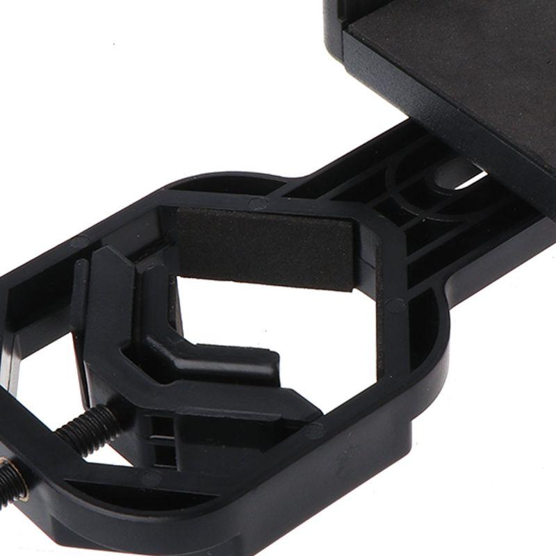 Универсальный адаптер для мобильного телефона с пружинным зажимом Монокулярные устройства для микроскопа адаптация телескоп зажим для мобильного телефона аксессуары