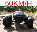 Горячая Большой RC Автомобилей 9115 2.4 Г 50 КМ + RC РТР Monster Truck Внедорожник РТР 2.4 ГГц