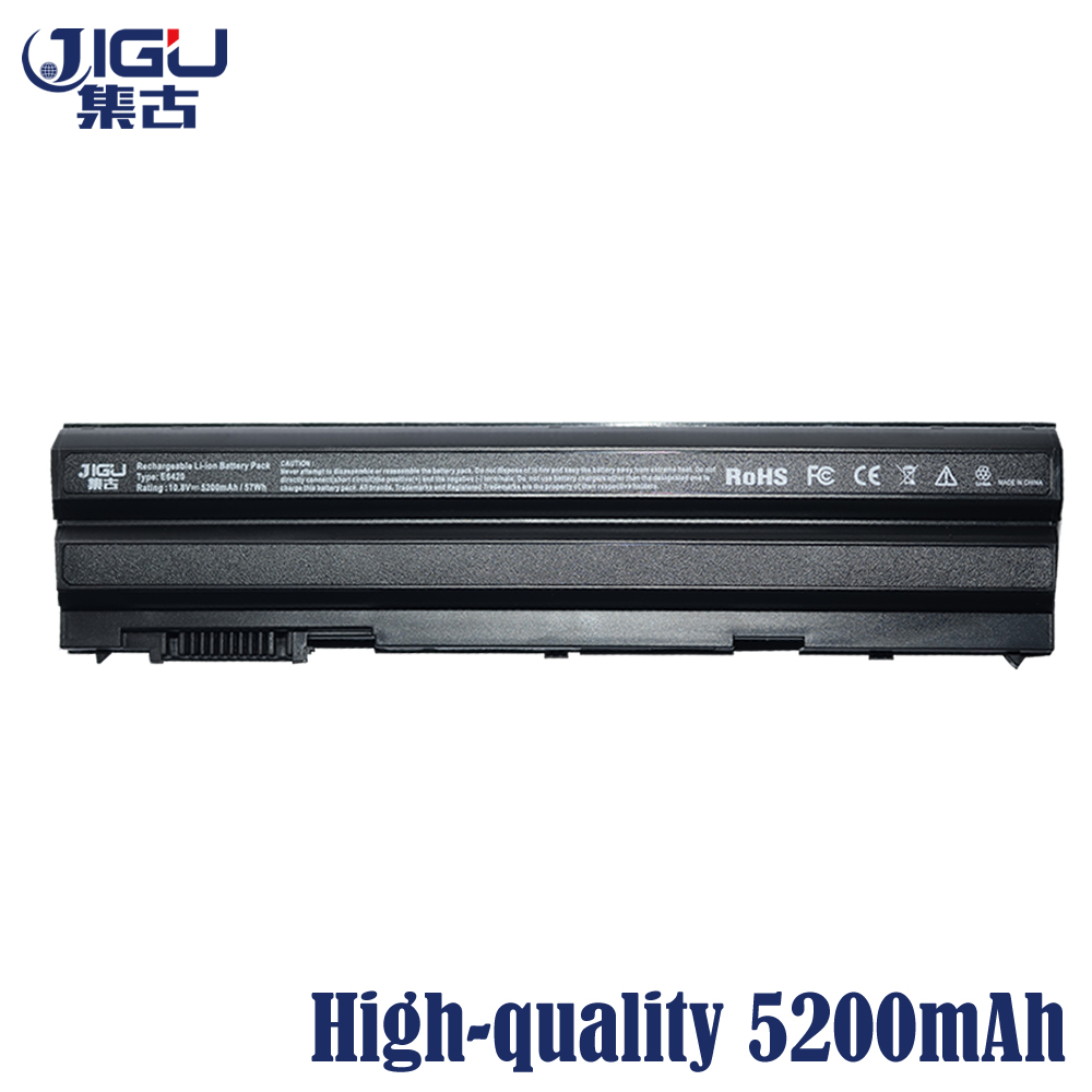Image 4 - JIGU Laptop Battery For Dell Latitude E5420 E5420m E5520 E5530 E6430 E6520 E5430 E5520m E6420 E6530 E6440 For Inspiron 14R 15R-in Laptop Batteries from Computer & Office
