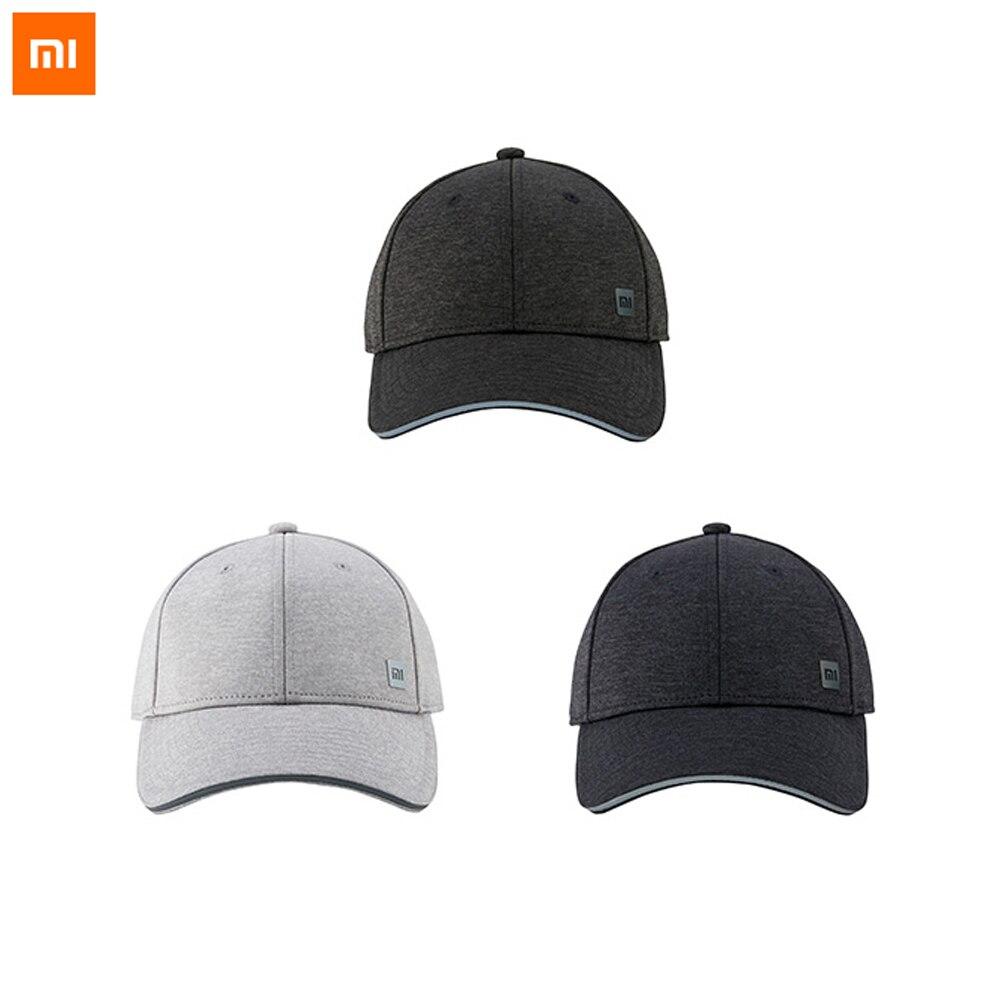 Xiaomi Mijia Baseball Cap Sweat Absorption Reflective Snapback Unisex Design Adjustable Design Fashion Accessory For Smart Home