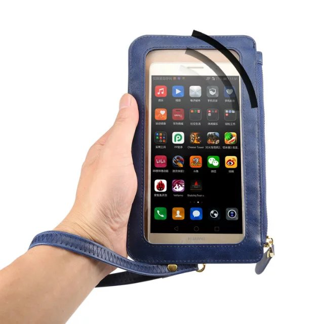 Luxury Hot Selling universal Wallet touch Phone bag For Samsung Galaxy a3 a5 a7 a8 a9 pro j1 j2 j3 j5 PU Leather Bags case