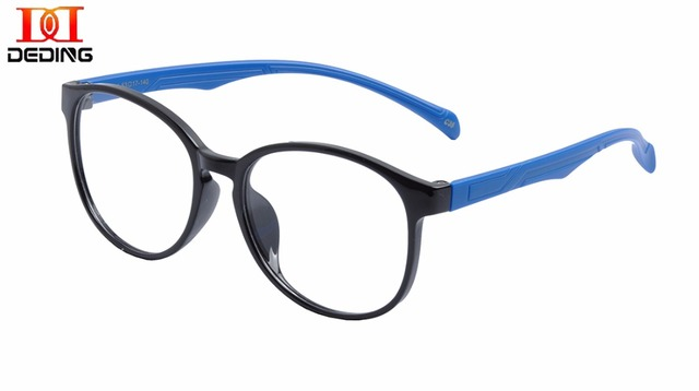 4b83eec820 Deding 2017 femmes lunettes rondes cadre lunettes pour femmes rétro & antique  lunettes optique myopie lunettes