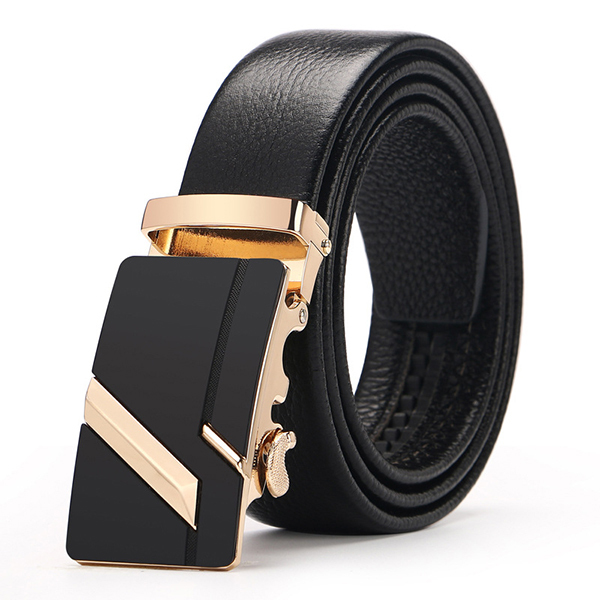 LFMBFamous Belt Men Genuine...