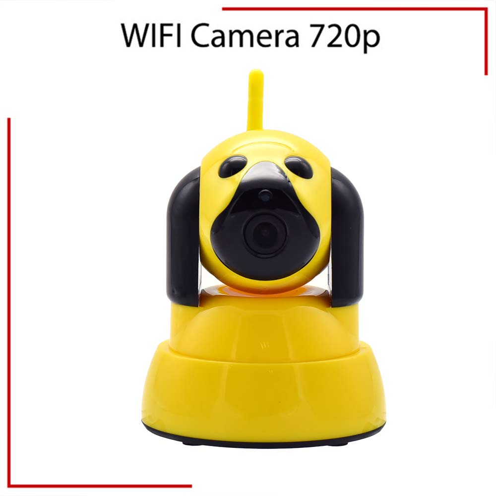 Wistino 720P Wireless IP Camera Motion Detection Home Baby Monitor IR Night Vision WiFi Camera Alarm Onvif Surveillance Security (1)