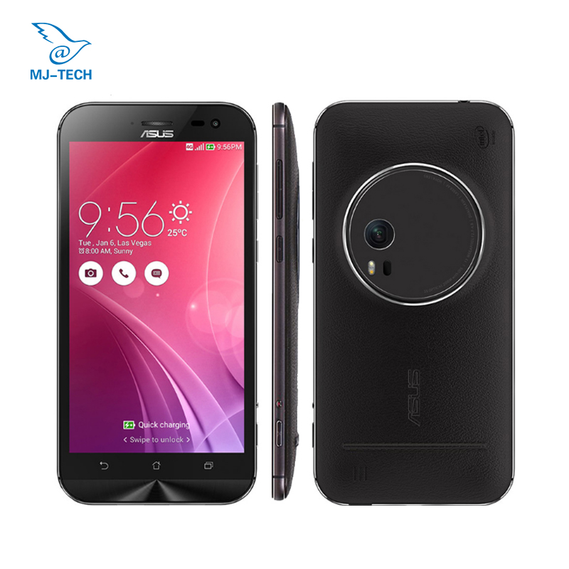 ASUS Zenfone Zoom ZX551ML 4G 64G 5 5 FHD Atom Z3580 Quad core Android 5 0