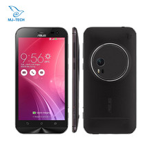 "ASUS Zenfone Zoom ZX551ML 4G 64G 5.5"" FHD Atom Z3580 Quad-core Android 5.0 13MP 3x Optical-Zoom NFC Smart phone(China)"