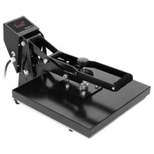 Cheap price heat press machine size 38x38cm