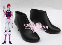 Hunter x Hunter Hyskoa Hisoka Cosplay Shoes