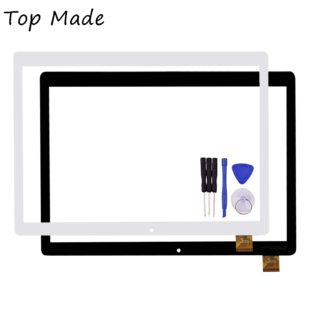 10.1 Inch for Cube T12 3G Tablet Touch Screen Touch Panel Digitizer Glass Sensor Replacement Free Shipping new touch screen digitizer for 11 6 cube iwork1x tablet touch panel glass sensor replacement parts free shipping