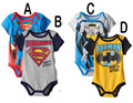 baby clothes summer Superman baby boy romper newborn Cute new born baby girl clothing children toddlers rompers