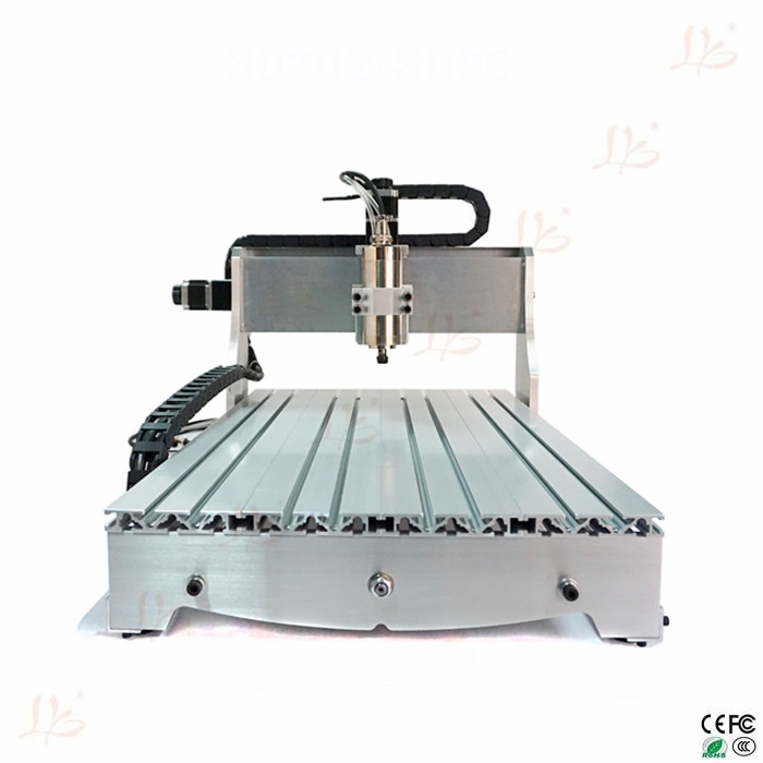Big working area CNC engraving machine 6040Z-S800 wood carver cnc router eur free tax cnc 6040z frame of engraving and milling machine for diy cnc router