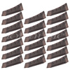 Kmise Rosewood 23 Inch Concert Ukulele Bridge For 4 String Guitar Ukulele Pack Of 20