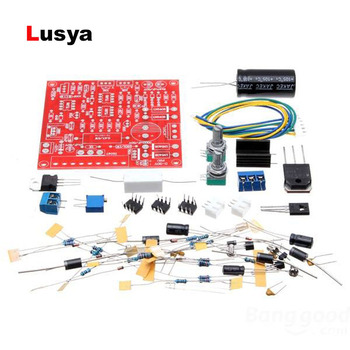 0-30V 2mA-3A Continuously Adjustable DC Regulated Power Supply DIY Kit Circuit Board F7-008
