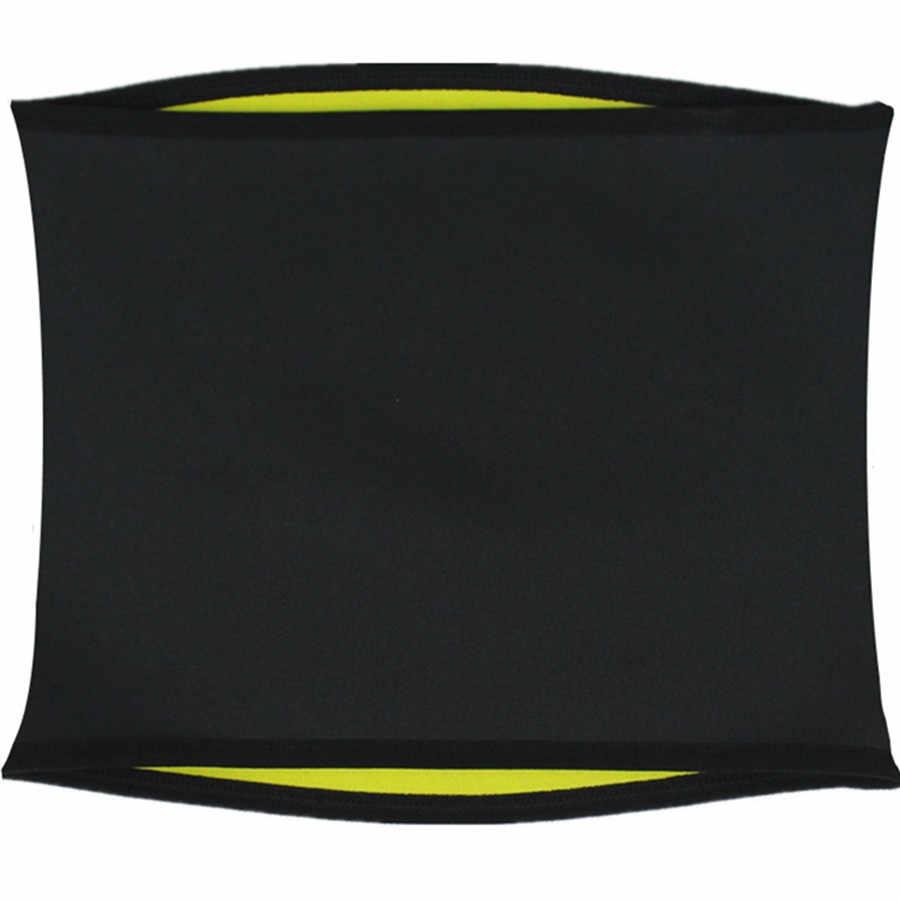 Cinto de emagrecimento neoprene masculino formador de cintura shapewear envoltório modelagem cinta cintos espartilhos fitness corpo shaper suor sauna barriga