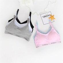 Bra for Kids Cotton Training Bra for Girls Teens Underwear f