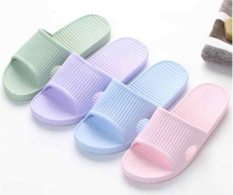 Xiaomi youpin slippers soft ladies men's children's sandals non-slip home shower slippers children's casual slippers for family
