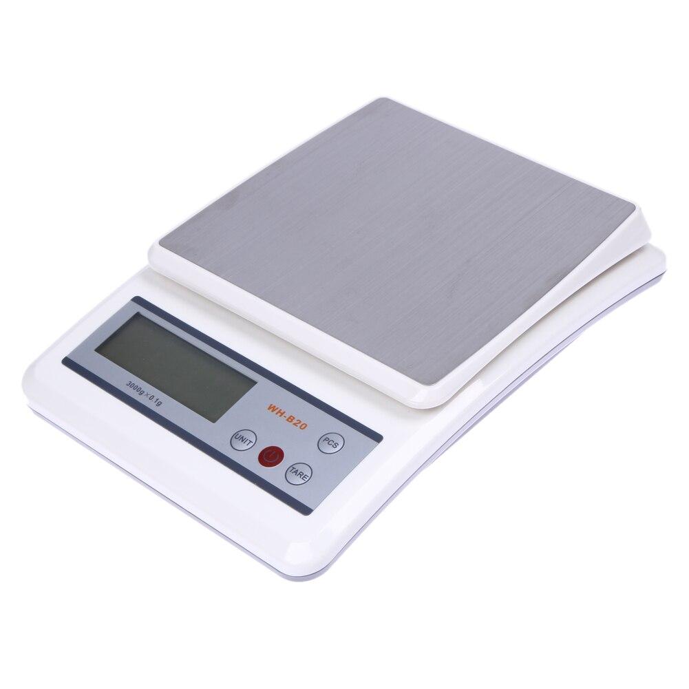 3000g x 01g bilancia da cucina digitale peso dei monili della tasca bilancia elettronica bilancia da cucina portatile bilancia