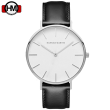 Здесь можно купить  HANNAH MARTIN Brand Watches Men Women Fashion Casual Sport Clock Classical Nylon Male Quartz Wrist Watch Relogio Masculi  Quartz Wristwatches