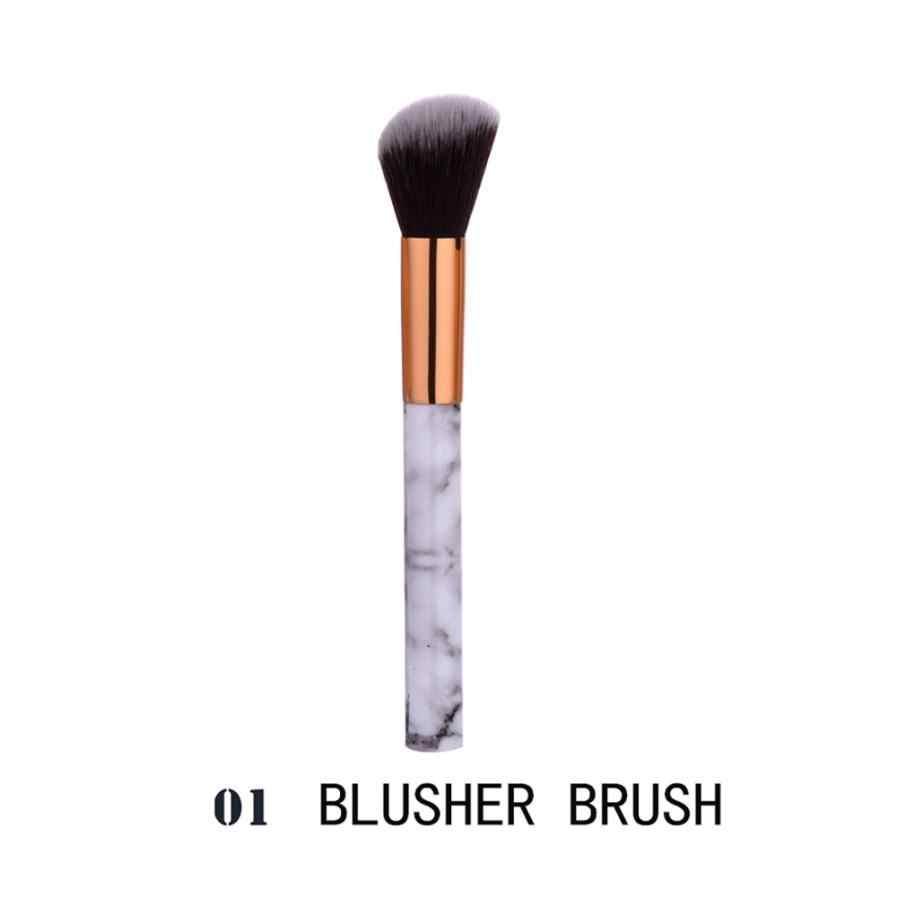 צלליות אייליינר קרן סומק שפתיים איפור מברשות אבקת נוזל קרם קוסמטיקה מיזוג מברשת Toolc LSY1122 X0423 3 30