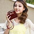 2017 High quality Women Leather Handbags Brand Handbag Women's Black Brown Color Vintage Women Messenger Bags Bolsa Feminina