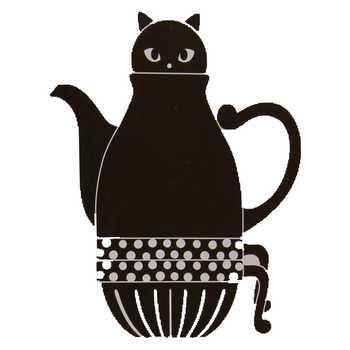 แมวญี่ปุ่นกาน้ำชากาแฟน่ารักชุดการ์ตูนสร้างสรรค์หม้อชาถ้วยเซรามิคบ้านนมแก้วน่ารักญี่ปุ่นกาน้ำชา 1 หม้อและ 2 ถ้วย - DISCOUNT ITEM  17% OFF บ้านและสวน
