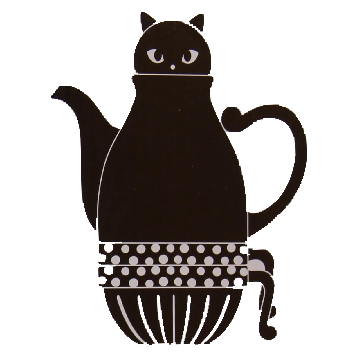 Japanese Cat Teapots Cute Coffee Sets Creative Cartoon Tea Pot Cup