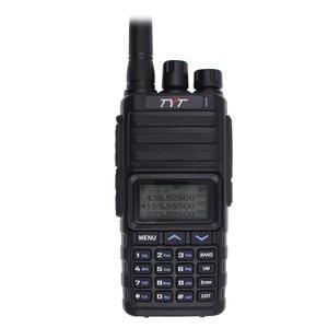 Image 3 - NEW TYT TH 350 Walkie Talkie Tri Band 136 174MHz 220 260MHz 400 470MHz Tri Display 5W High Quality Two way Radio FM Transceiver