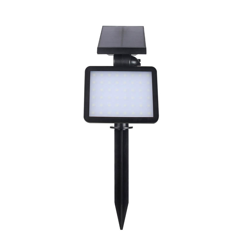 New Outdoor Solar Lamp IP65 Waterproof Modern Garden Solar lights 48leds SMD 2835 Emergency Led Lawn Lighting Bulb Lampe Solaire