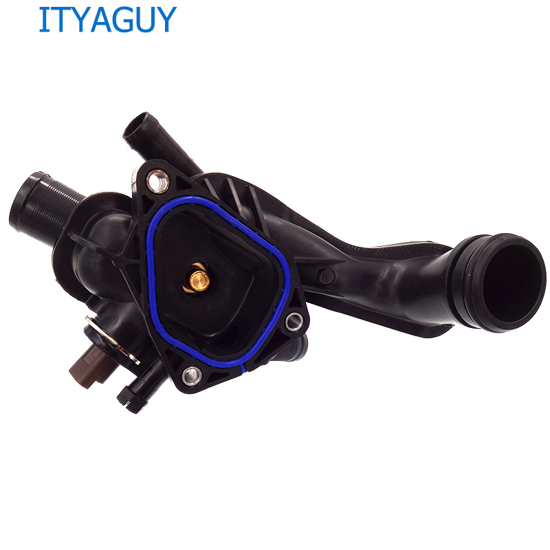 New Brand Coolant Thermostat Housing 11537534521 11 53 7 534 521 for Cit roen P*eugeot Mini car styling good quality