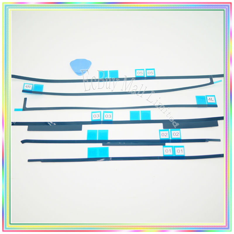 Brand NEW Display Tape/Adhesive Strip for iMac 27 A1419 076-1437 076-1422 brand new ssd data cable and power cable for imac 27 a1419 2012 2015 years