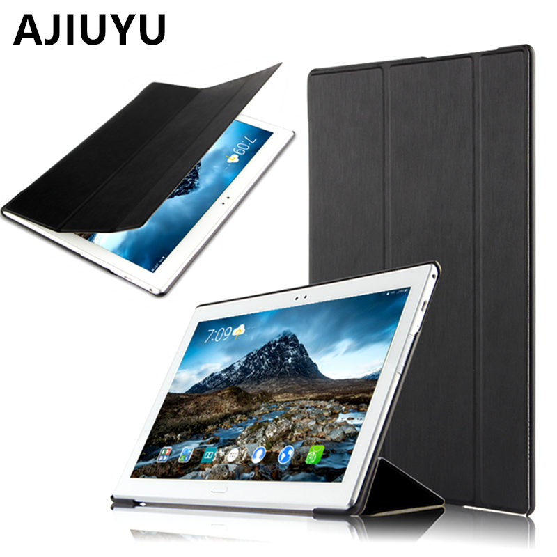 For Lenovo Tab 4 10 Plus Case Covers Tab410plus Protective Protector Smart Cover Leather PU TB-X704F X704N F Tablet Cases 10.1 huwei case sleeve for lenovo tab 4 10 plus smart cover protective leather tab4 10 tablet pc cases tab410plus pu protector covers
