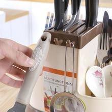 1 storage drain bracket support storage drain dry spoon chopsticks fork kitchen storage cabinetQP2