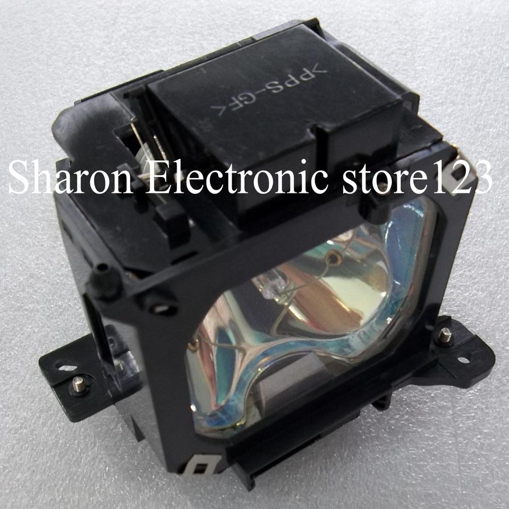 Free Shipping Brand New Replacement Lamp With Housing  ELPLP22 For Epson EMP-7800/EMP-7850/EMP-7900/EMP-7950/EMP-7900NL replacement projector lamp with housing elplp22 v13h010l22 for epson emp 7800 emp 7800p emp 7850 emp 7850p emp 7900 emp 7900nl