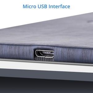 Image 5 - FONKEN Caricatore Senza Fili Del Mouse Pad Qi 10W Wireless USB di Ricarica per il Telefono Da Tavolo Caricatore Pad DELLUNITÀ di elaborazione di Legno Del Grano Rapido carica Dock