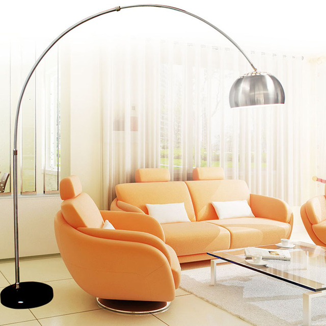 Floor Lamp : Contemporary Modern Shades Ikea Nice Living Room ...