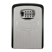 NEW Safurance 4 Digit Safe Security Outdoor Storage Key Hide Box Wall Mounted Combination Lock Home