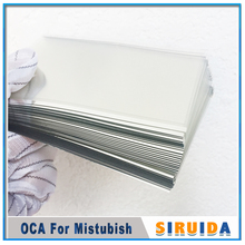 6.5 inch Universal 18:9 Size For Mitsubishi Optical Clear Adhesive OCA Film Cutting For Samsung J8 A8+ J6+ LCD Screen Laminating