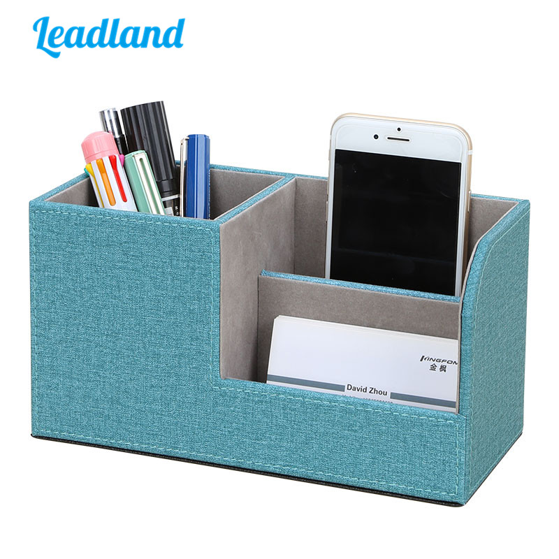 New Arrival Small Pen holder Pencil box PU leather Desktop Organizer Cell phone stand Name Card Holder Office Storage boxNew Arrival Small Pen holder Pencil box PU leather Desktop Organizer Cell phone stand Name Card Holder Office Storage box